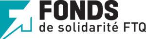 Logo. Fonds de solidarité FTQ.