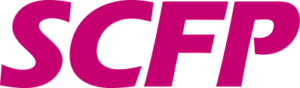 Logo. Syndicat canadien de la fonction publique.