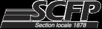 Logo. SCFP 1878.